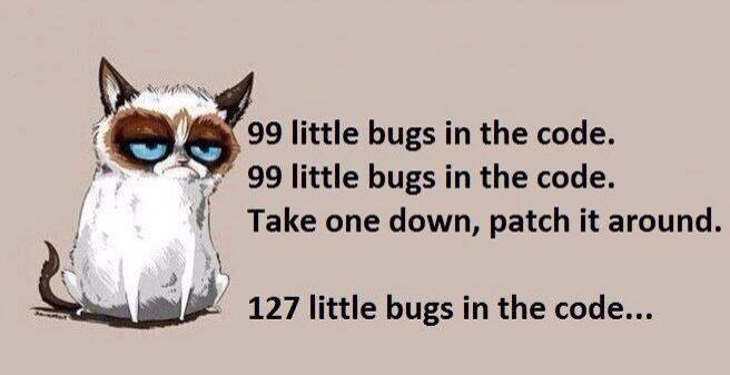 Grumpy Cat is not unit testing