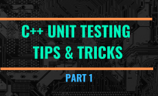 Unit Testing With C++: The How and the Why - Typemock